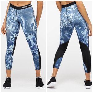 Nike Women's Pro Dri-Fit Training Pants Tights S